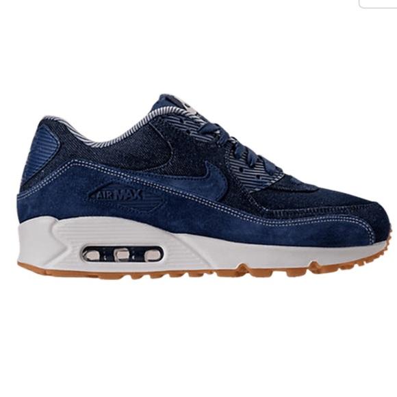 nike • women's air max 90 SE Binary Blue